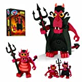 Bloco Toys The Little Devil