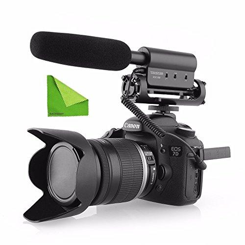 TAKSTAR SGC-598 SGC-598 Shockproof hotshoe Condenser Recording microphone