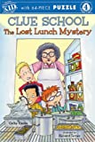 Innovative Kids Readers: Clue School - the Lost Lunch Mystery, Cathy Hapka, 1584765410
