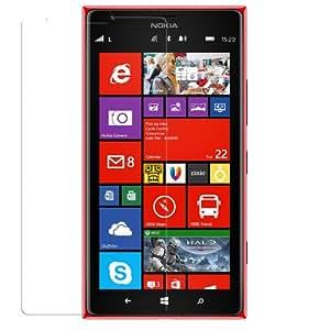 Nokia Lumia 1520ANTI-GLARE/mate protector de pantalla (Pack de 2)–de Mobi Lock®