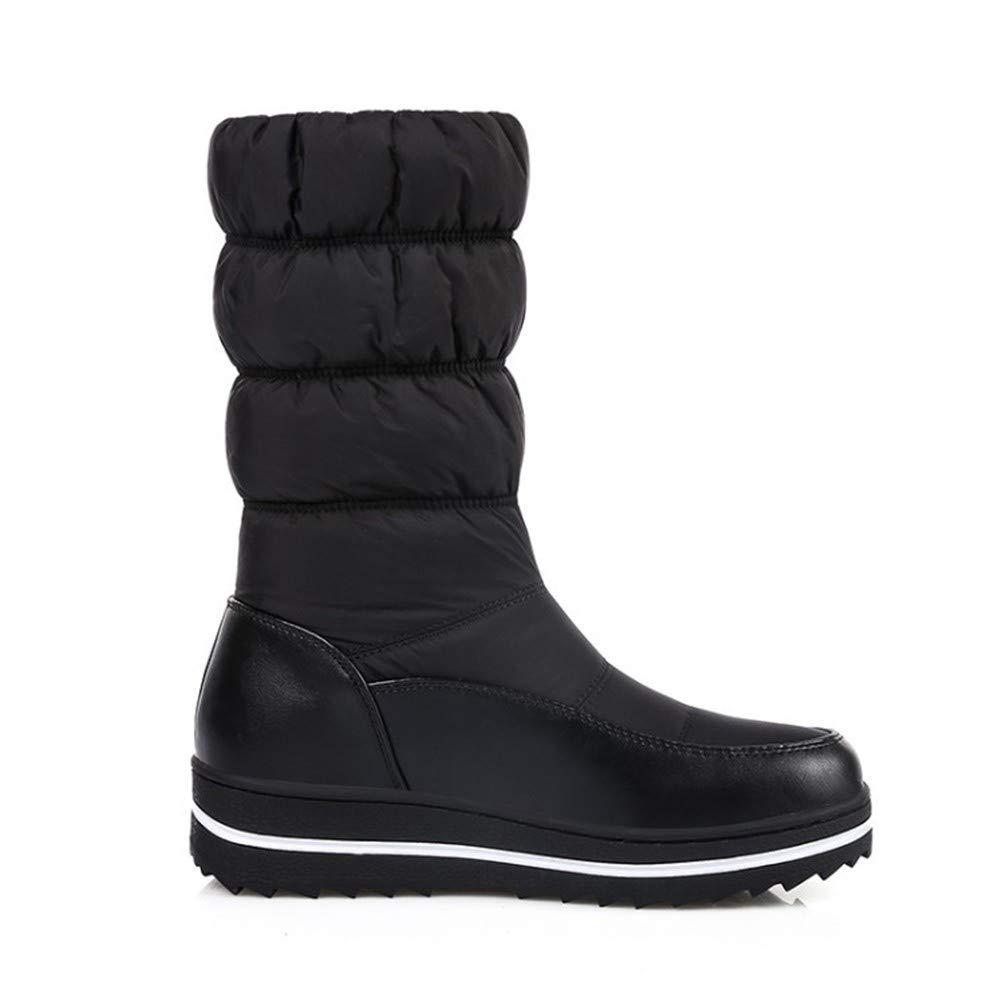 Damen Stiefel Stiefel Stiefel   Stiefel   Elastische hülle, Stiefeln, groß -, Baumwolle - Stiefel. f37050