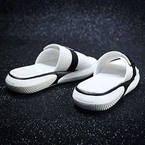 Chaussons des de Sport Taille Mode 5 5 de d'été Pantoufles Chaussures Sandales Femme Porter rwrq5RxAY6