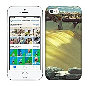 Best Power(Tm) HD Colorful Painted Watercolor He Was Fearless That Way Hard For SamSung Galaxy S6 Phone Case Cover
