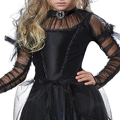 Dark Princess Costume for Kids: Toys & Games