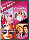 4 Film Favorites: Coming of Age Films (Mean Girls, Clueless, Almost Famous, Election)
