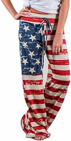 9dc26b25 SERYU Loose Pocket Button Harem Pants Women Casual Print Pants Wide Leg  Pants