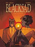 capa de Blacksad Alma Vermelha - Volume 3