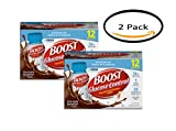 PACK OF 2 - BOOST GLUCOSE CONTROL Nutritional Drink, Chocolate Sensation, 8 fl oz Bottle, 12 Pack