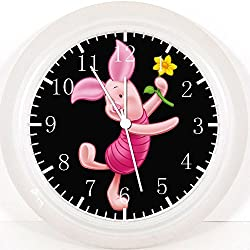 Piglet Winnie The Pooh Wall Clock E198 Nice For Gift or Home Office Wall Decor 10