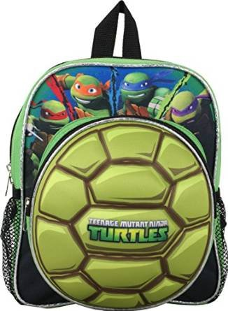 (Nickelodeon Teenage Mutant Ninja Turtle Mini 10