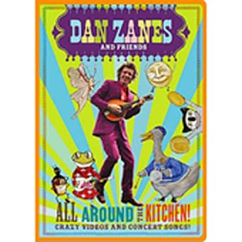 Amazon.com: Dan Zanes & Friends - All Around the Kitchen ...