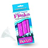 Smuggle Your Booze Tampon Flask and Funnel 2 Piece Bundle