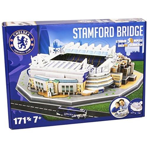 Chelsea 'Stamford Bridge' Stade 3d puzzle