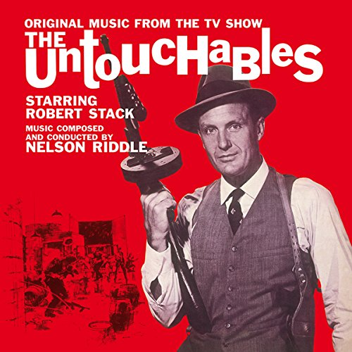 Vinilo : Nelson Riddle - The Untouchables (LP Vinyl)