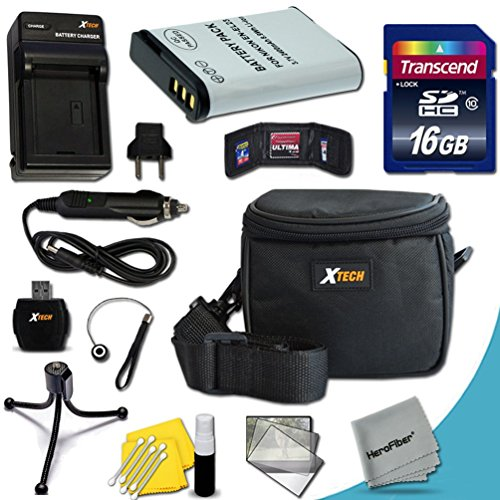 Ideal Accessory Kit for Nikon Coolpix P610, P900, P600, S...