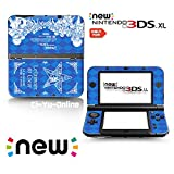 Ci-Yu-Online VINYL SKIN [new 3DS XL] - Persona Q Blue - Limited Edition STICKER DECAL COVER for NEW Nintendo 3DS XL / LL Console System