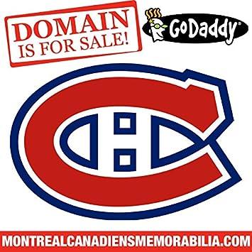 Amazon.com  MONTREAL CANADIENS MEMORABILIA .COM - Hockey - NHL Store -  Domain Name - GoDaddy  Sports Collectibles f6e851998cc