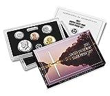 2021 S U.S. Mint 7 Coin Silver Proof Set - OGP box