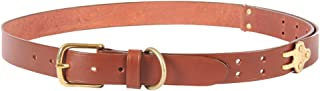 product image for Col. Littleton Genuine Italian Bridle Leather No.1 Belt | Made in USA