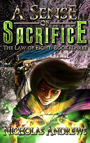 E-book - A Sense of Sacrifice by Nicholas Andrews