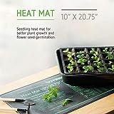 VIVOSUN Durable Waterproof Seedling Heat Mat Warm