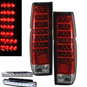 Amazon Com 1986 1997 Nissan Hardbody Pickup D21 Led Tail
