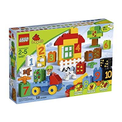 LEGO Duplo Learning (5497): Toys & Games
