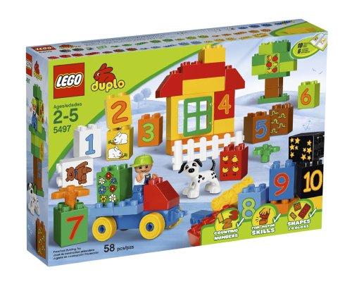 LEGO 4568022 Duplo Learning
