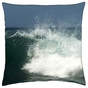 Scrappy Seas. - Throw Pillow Cover Case (18