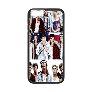 Unique Phone Case Design 15One Direction Hot Design- For Apple Iphone 6 Plus 5.5 inch screen Cases