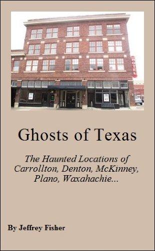 Ghosts Texas Carrollton Waxahachie Weatherford ebook product image