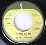 JOHN LENNON 45 RPM STAND BY ME / MOVE OVER MS. L.
