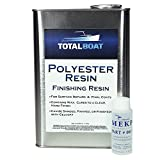 TotalBoat Polyester Finishing Resin