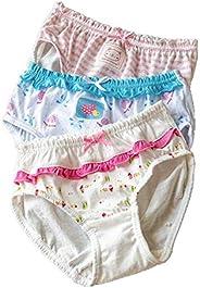 JIEYA Baby Girls Boys Underwear Briefs,Organic Cotton,3 Pack