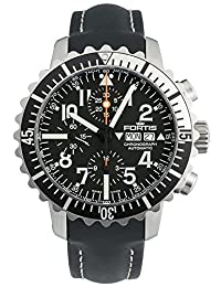 Fortis Mens Watch Marinemaster Classic Chronograph Automatic 671.17.41 L 01