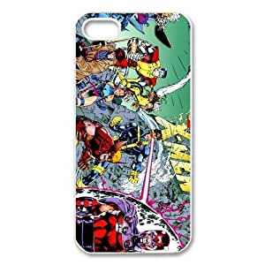 FashionFollower Custom Motion Picture Series X-Men Top Phone Case Suitable for iphone5 IP5WN61005