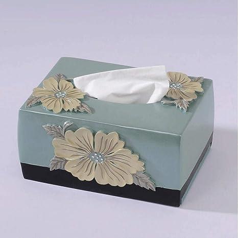 JHJJK Nueva Caja de servilletas de Papel de Bombeo Fino for Toallas de Papel diarias Cajas de servilletas: Amazon.es: Hogar