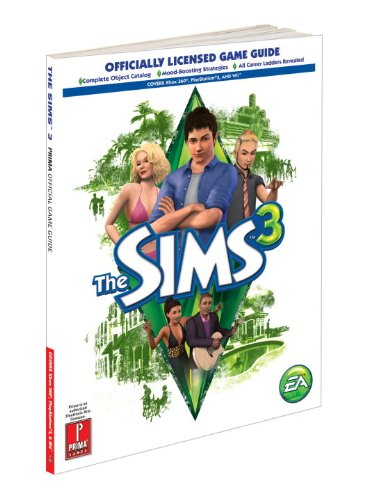 Download The Sims 3 (Console): Prima Official Game Guide pdf