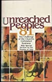 img - for Unreached Peoples '81 book / textbook / text book