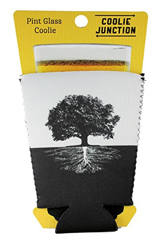 Coolie Junction Tree of Life Roots Pint Glass (Coolie Glass)