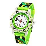 Best unknown Gifts For A Teenager Boys - Jian Ya Na Kids Teenager Wristwatch Quartz Watch Review