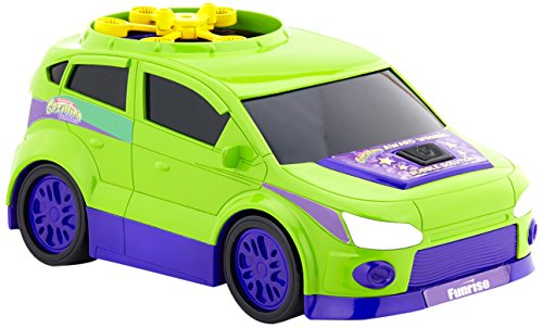 Gazillion Bump N Go Bubble Car Toy