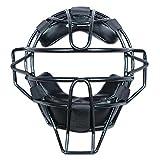 Champro Catcher de la máscara (Negro, 27-Ounce/Adulto)