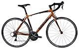Tommaso Imola Lightweight Road Bike Shimano Claris - Orange - Small Tommaso