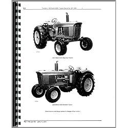 John Deere 4000 Tractor Parts Manual (SN# 201,000