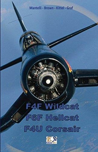Download F4F Wildcat - F6F Hellcat - F4U Corsair (Italian Edition) ebook