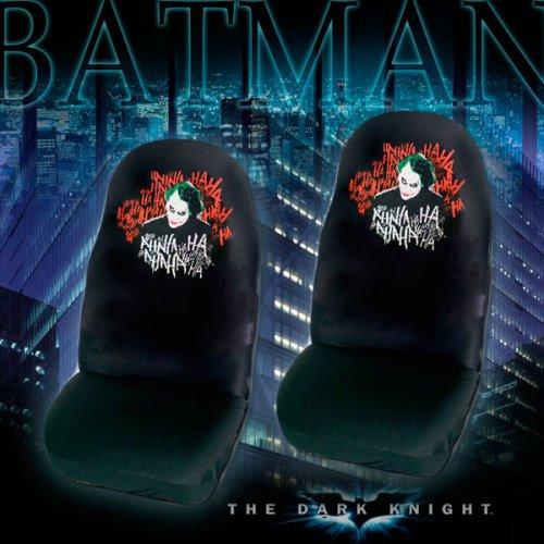 Amazon Batman The Dark Knight Joker Car Seat Covers Set Automotive