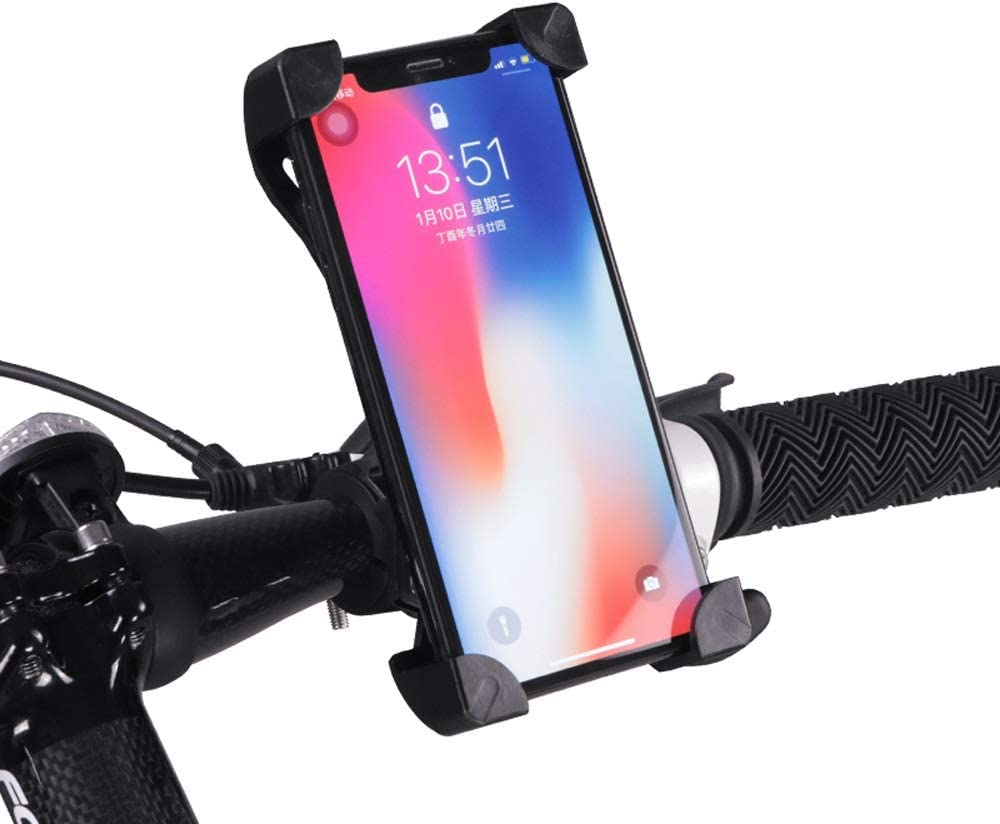 Color : B Widely Compatible Mobile Phone Holder Fixed Mobile Phone Outdoor Navigation Bracket Mountain Bike Mobile Phone Holder Bicycle Phone Holder
