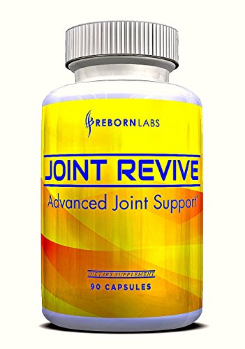 Joint Support Supplement With Glucosamine & Chondroitin For Aches and Pains - Reduces Inflammation & Discomfort - Complex Contains Turmeric & MSM - 90 Capsules