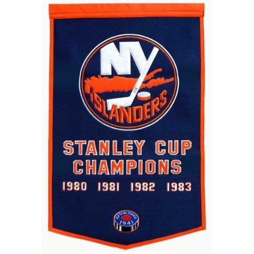 (Winning Streak NHL New York Islanders Dynasty Banner)